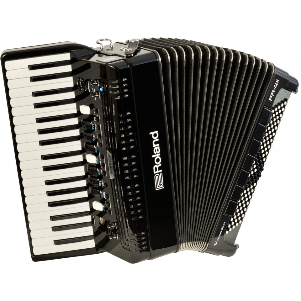 Roland FR-4X BK V-Accordion Demo/B-Stock