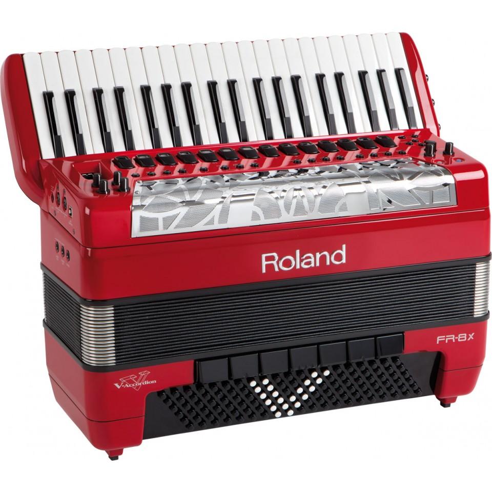Roland FR-8X RD V-Accordion