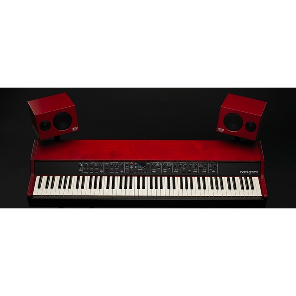 Clavia Nord Grand Stage Piano + Nord Piano Monitor