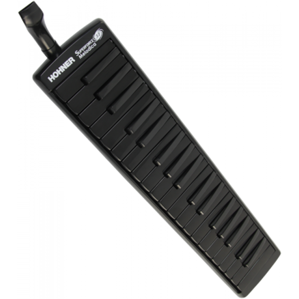Hohner Melodica Superforce 37 Black incl. étui