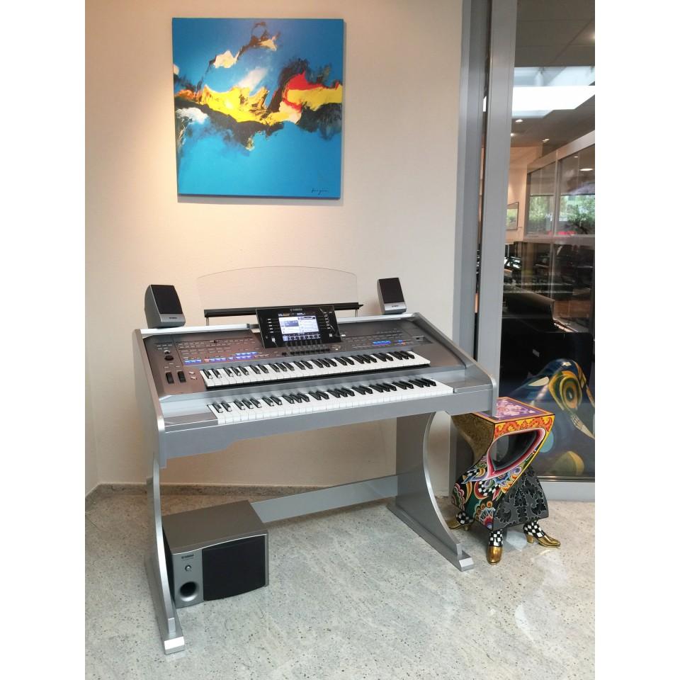 TWIN 2-klaviers uitbreiding voor Yamaha Tyros5-61, Tyros4 en Tyros3