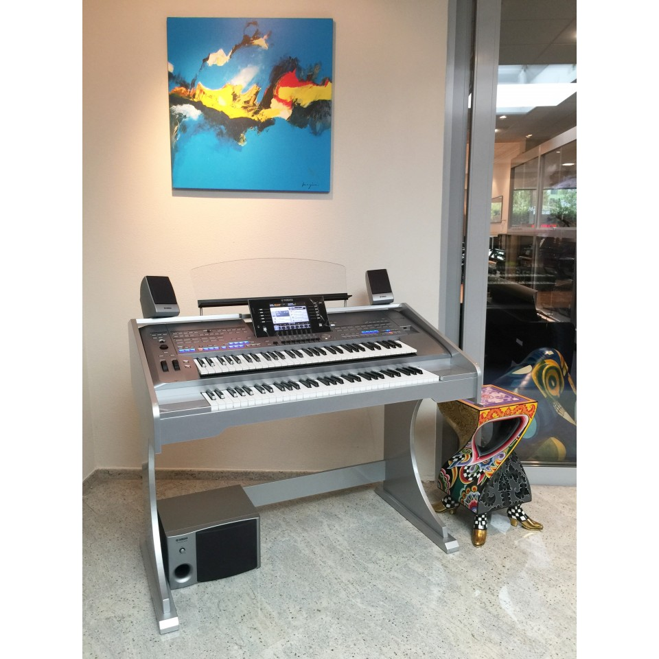 Yamaha Tyros5Twin 2-klaviers Tyros5 Organ