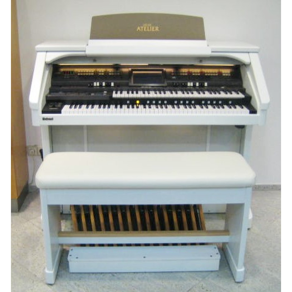 Roland AT-900 White Platinum Edition Atelier orgel