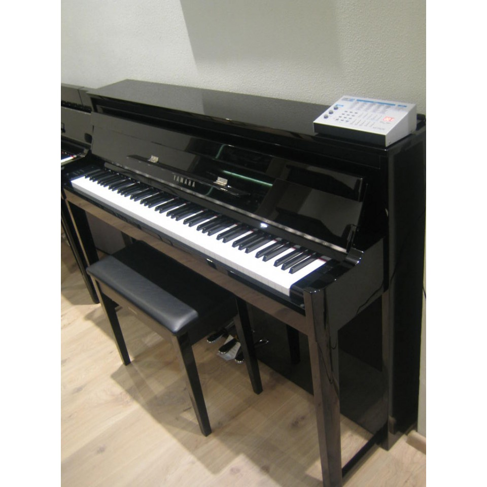 Yamaha NU1 Hybrid Piano + Ketron SD4 Demo