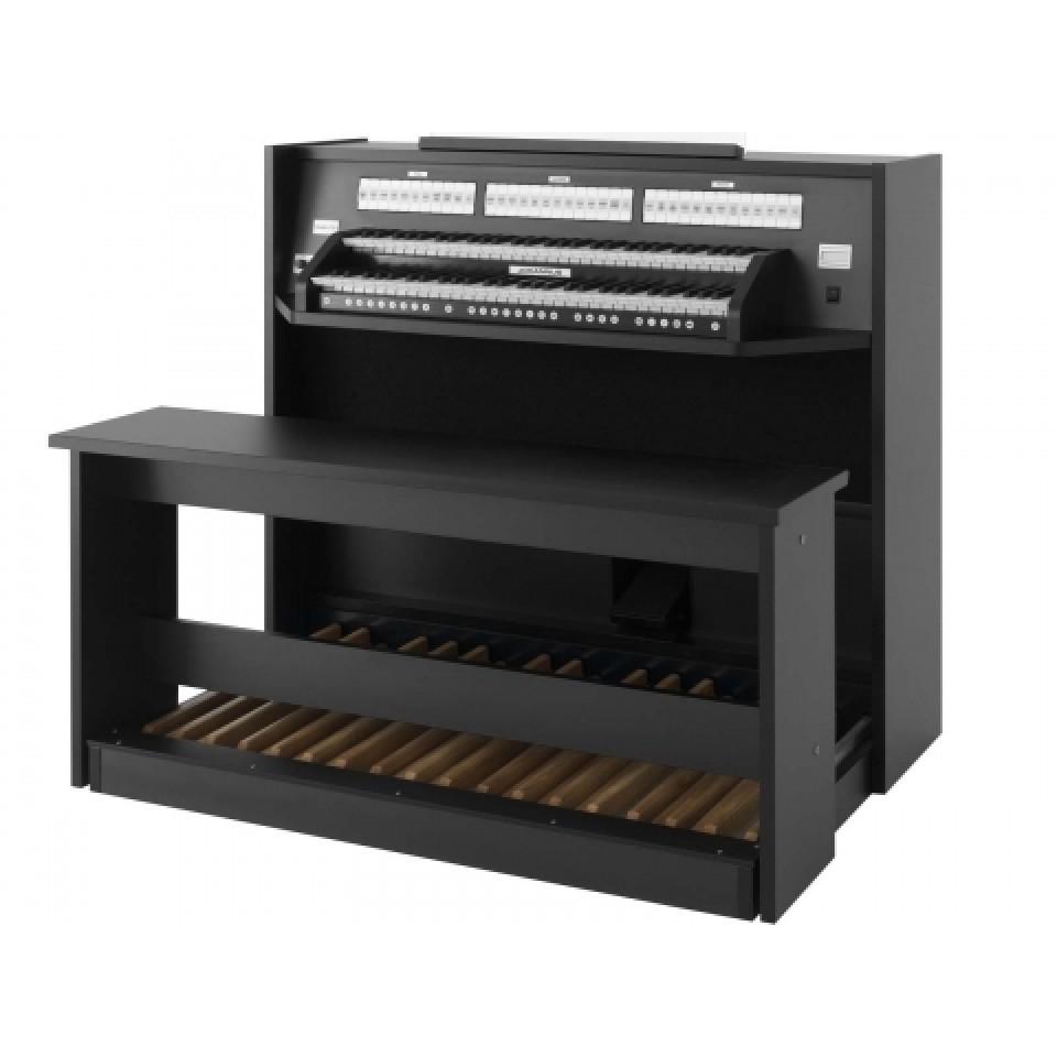 Johannus Studio 150 Zwart klassiek orgel Demo/Showroom