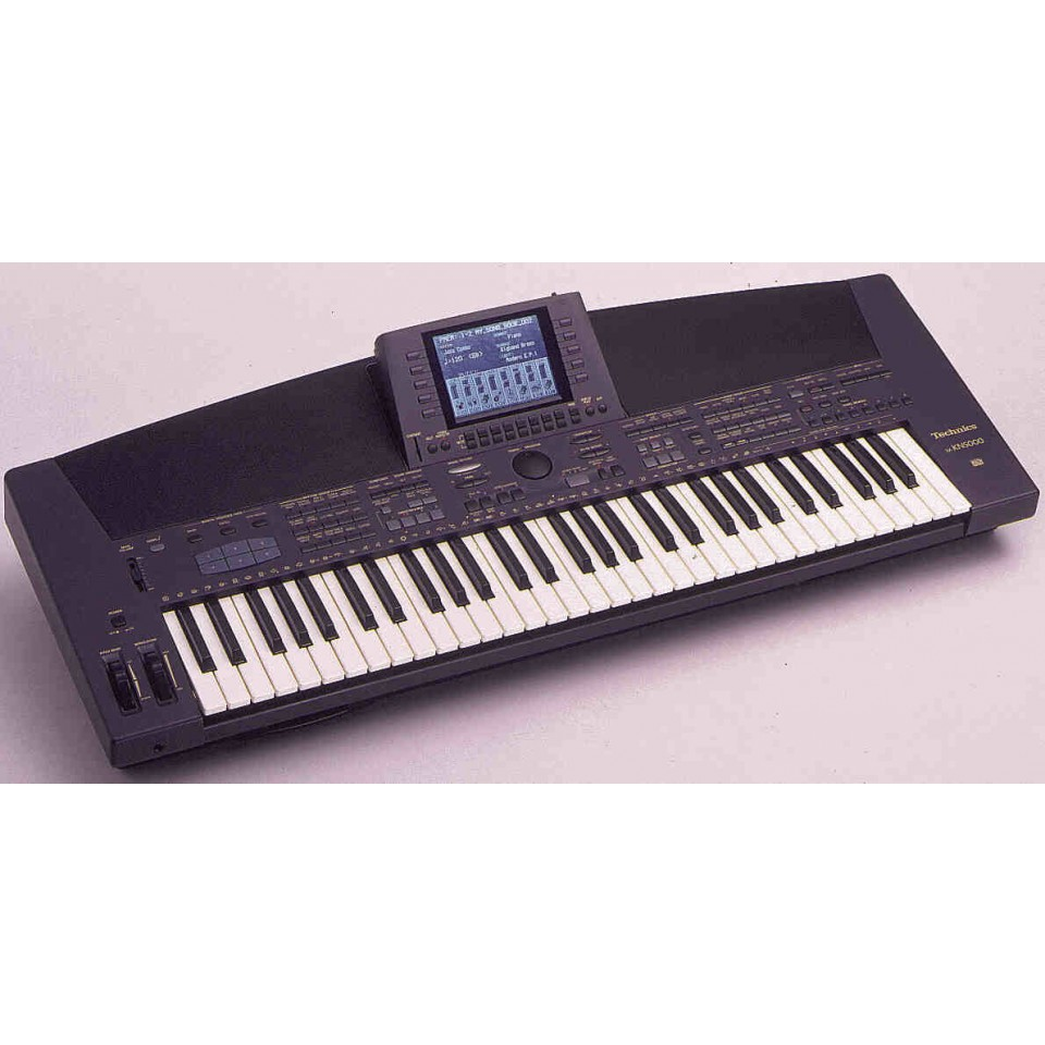 Technics sx-KN5000 keyboard occasion
