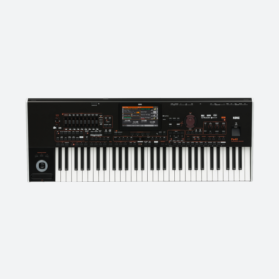Korg Pa4X 61 Professional Arranger Keyboard