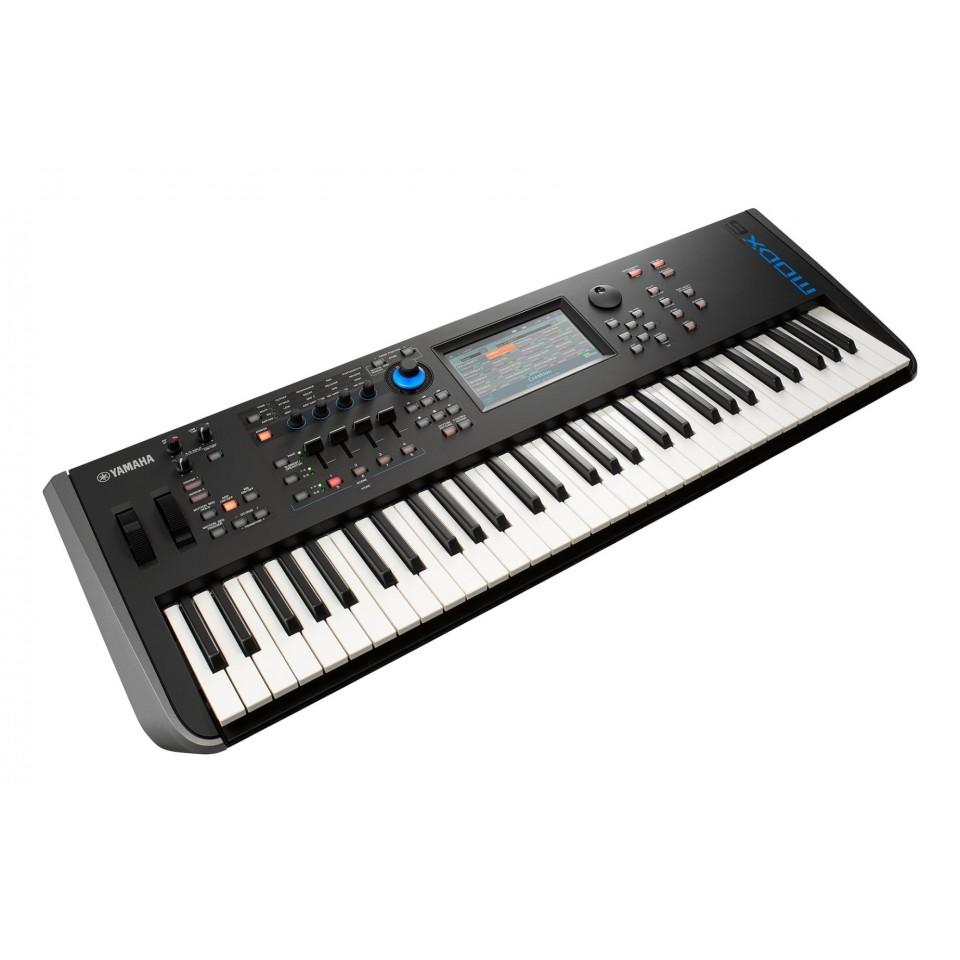 Yamaha MODX6 synthesizer met 61 toetsen