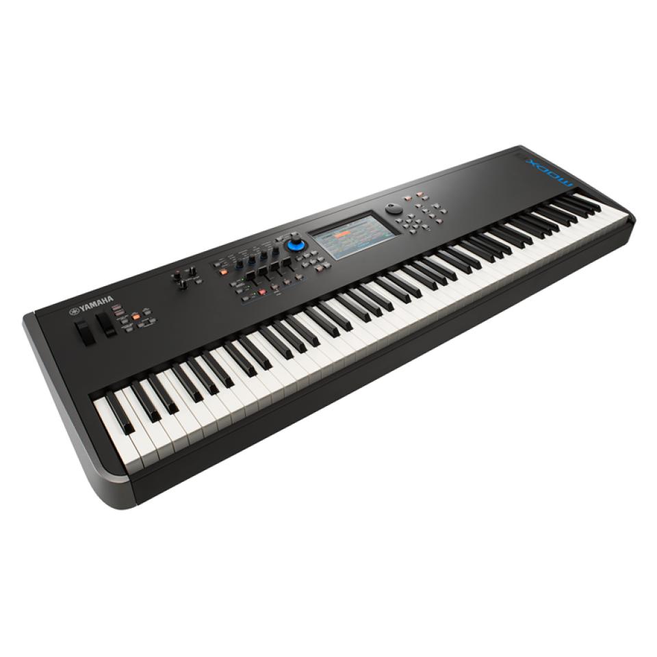 Yamaha MODX8 synthesizer met 88 toetsen