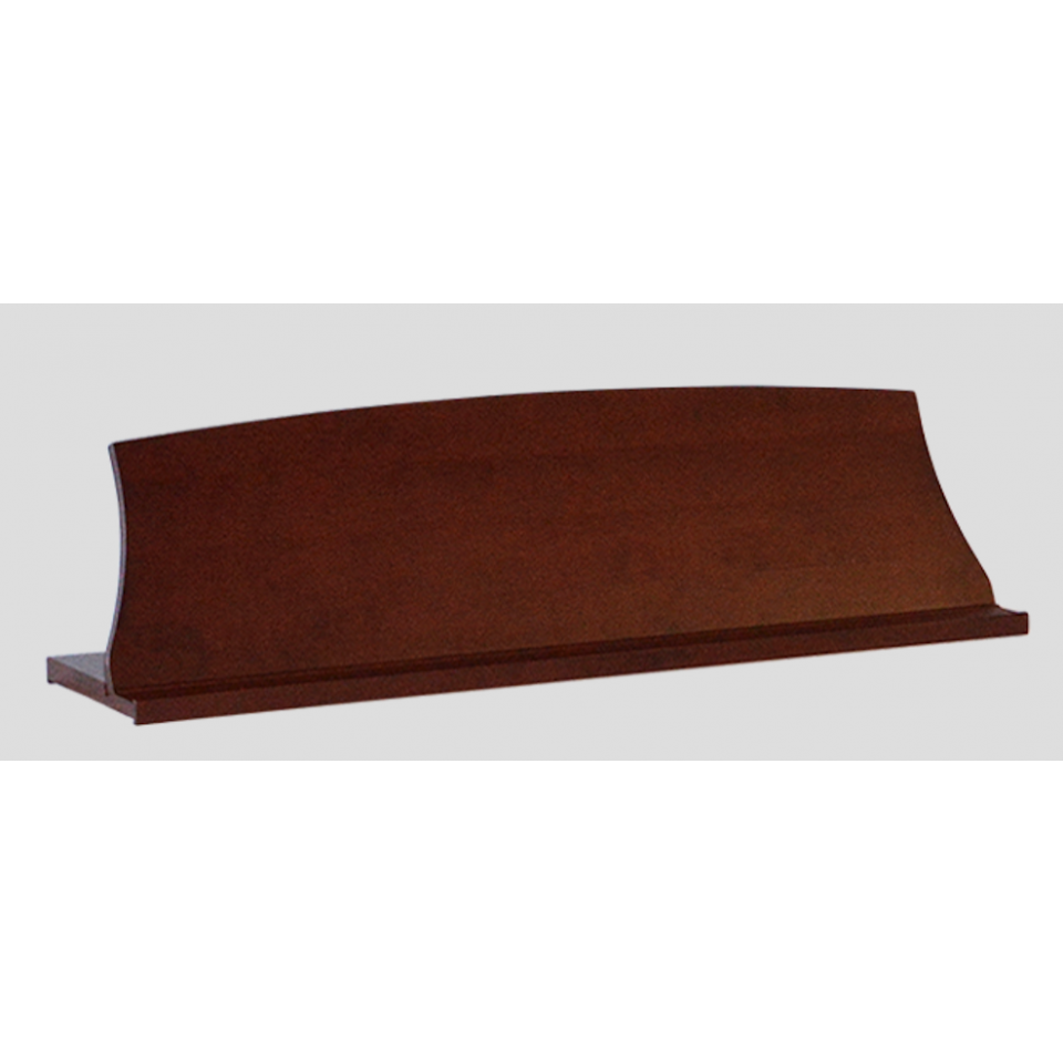 Hammond MR-5W houten notenstandaard voor XK-5 system
