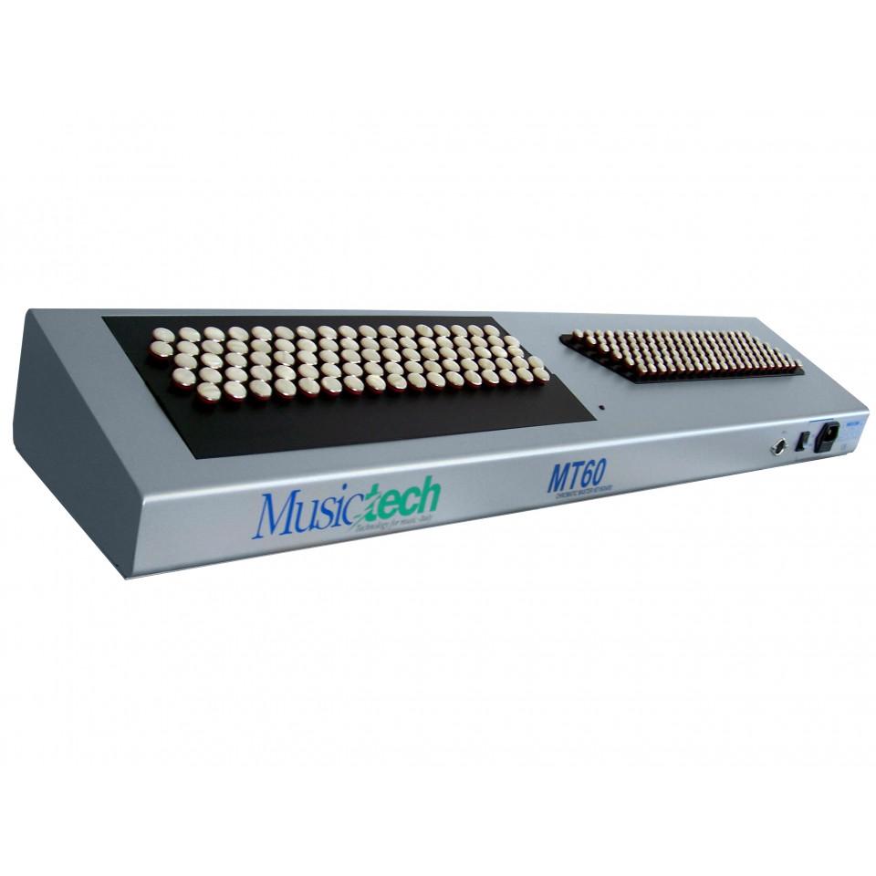 Musictech MT60 Chromatic Chromatisch Midi knoppen keyboard