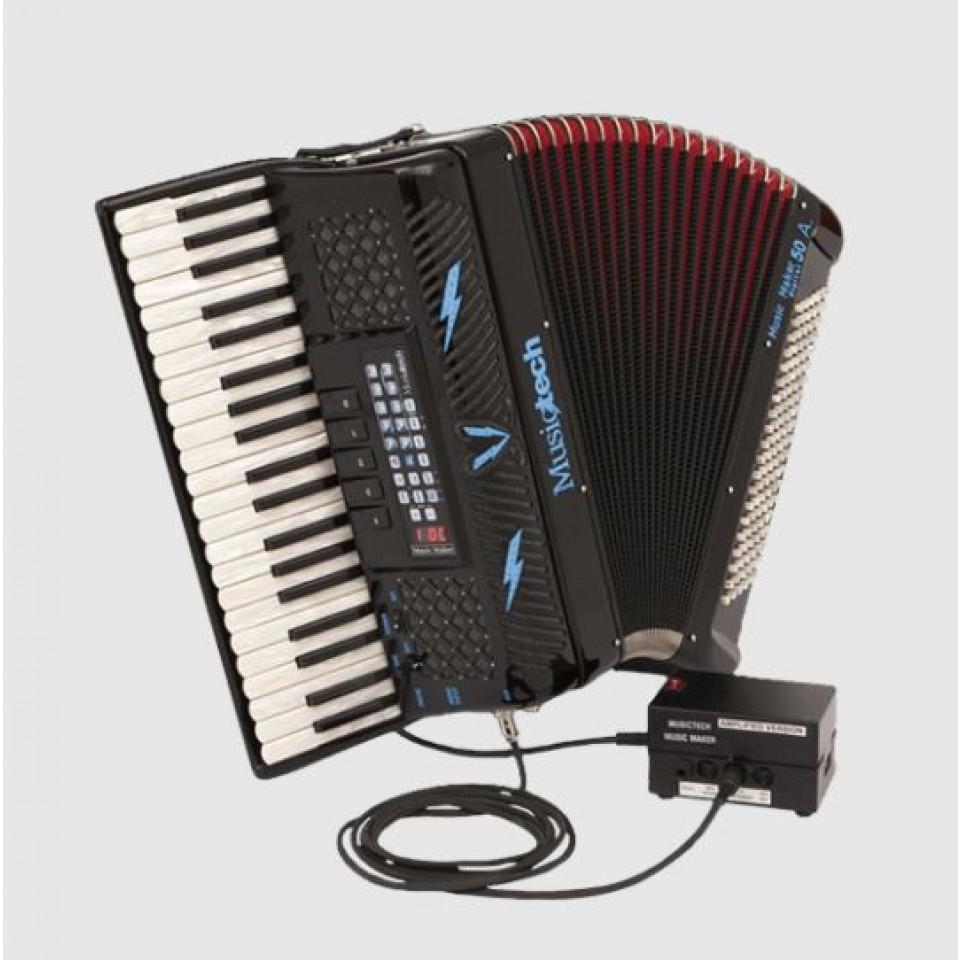 Musictech Music Maker Digital 50A digitale accordeon