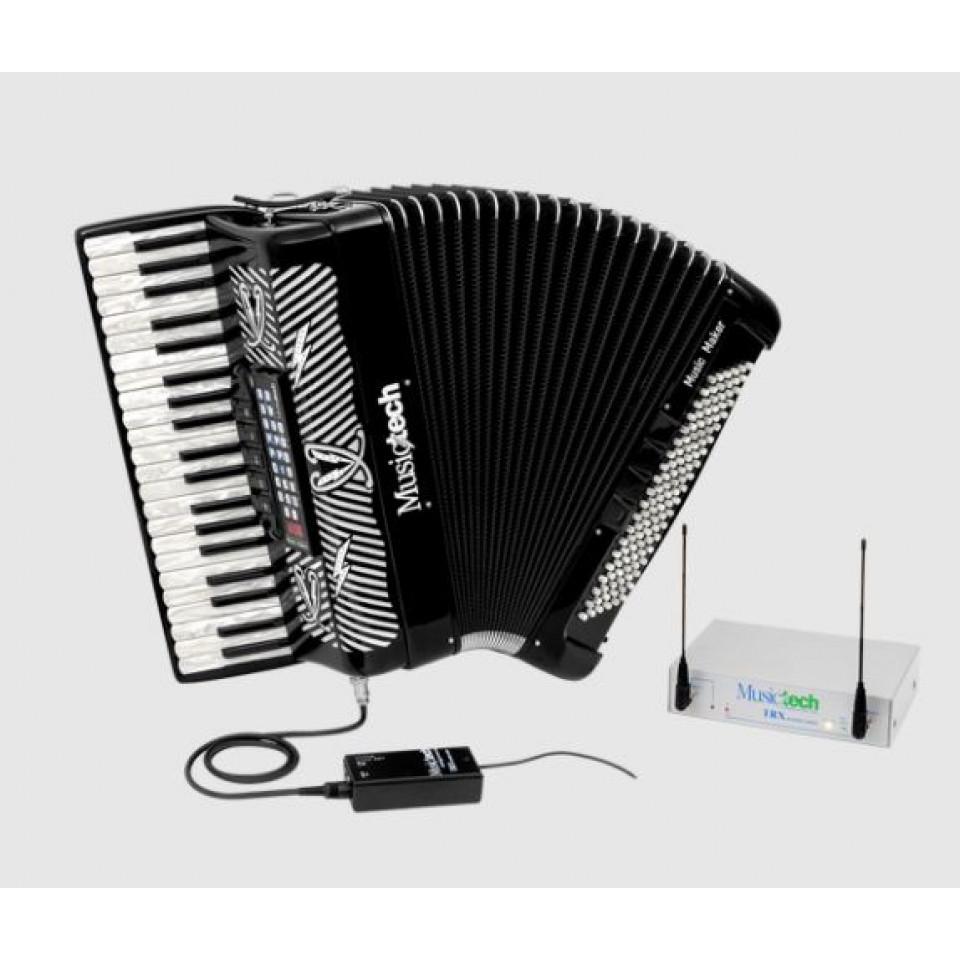 Musictech Music Maker MIDI Wireless accordeon