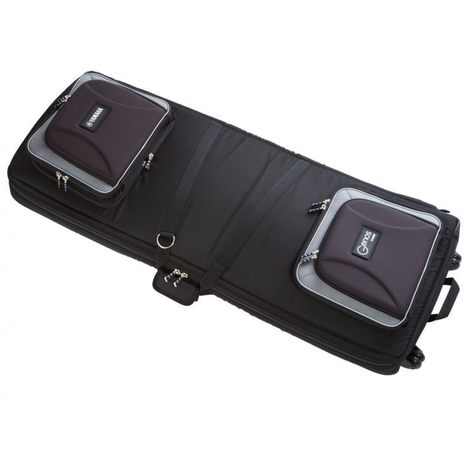 Yamaha Genos SCC Keyboardbag Trolly Softcase