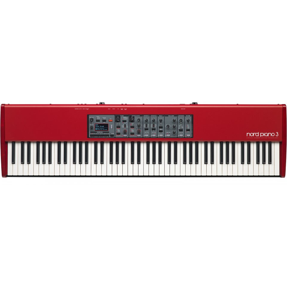 Clavia Nord Piano 3 HA88 demo