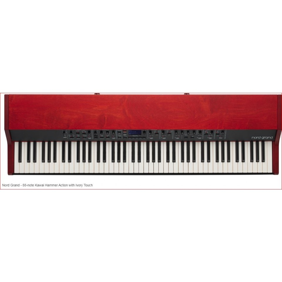 Clavia Nord Grand Stage Piano (Kawai Hammer Action)
