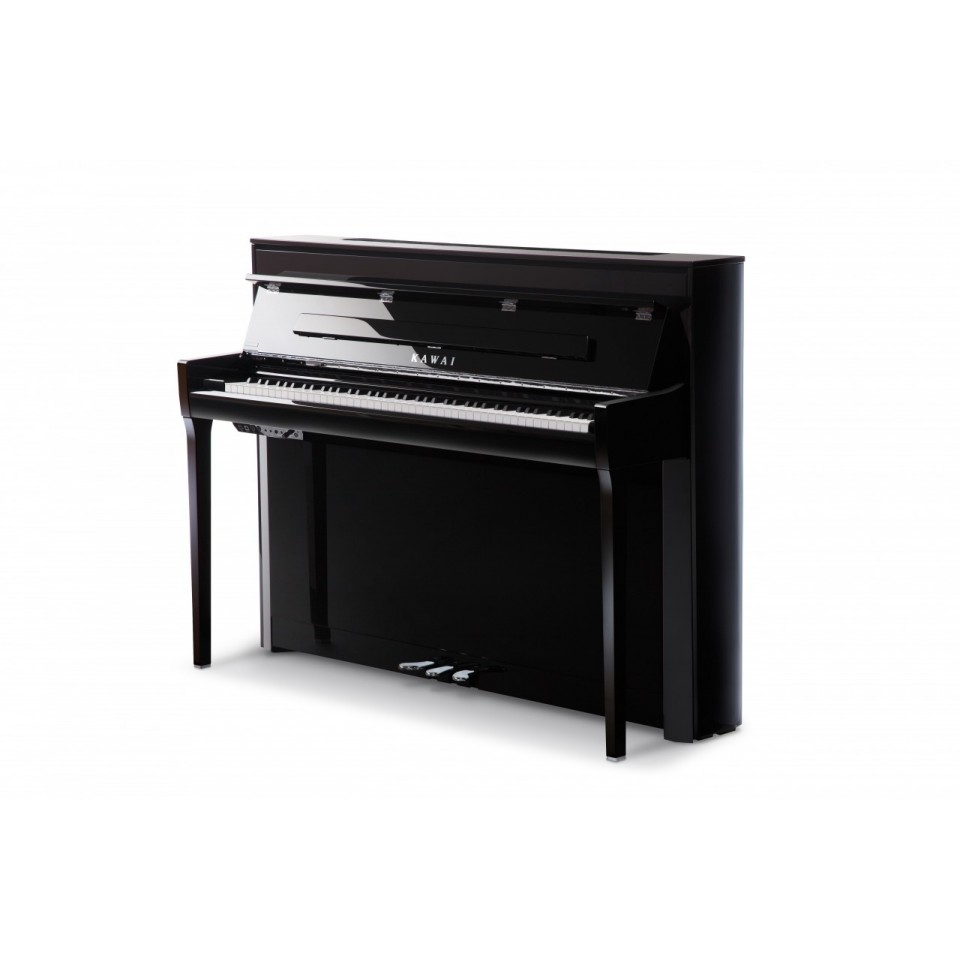 Kawai NOVUS NV5 hybride piano | in showroom
