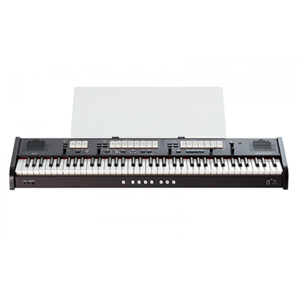 Johannus ONE orgelkeyboard 76 keys