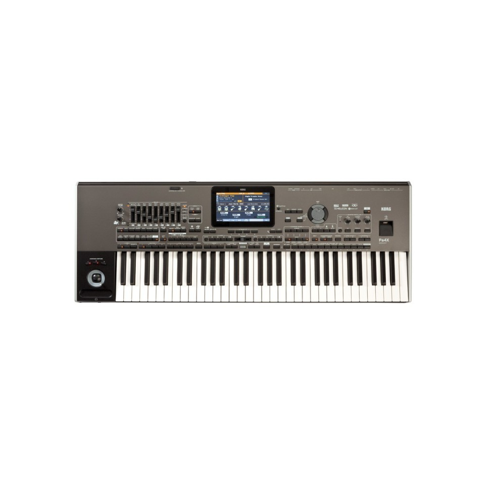 Korg PA4X 61 Musikant Entertainer Keyboard