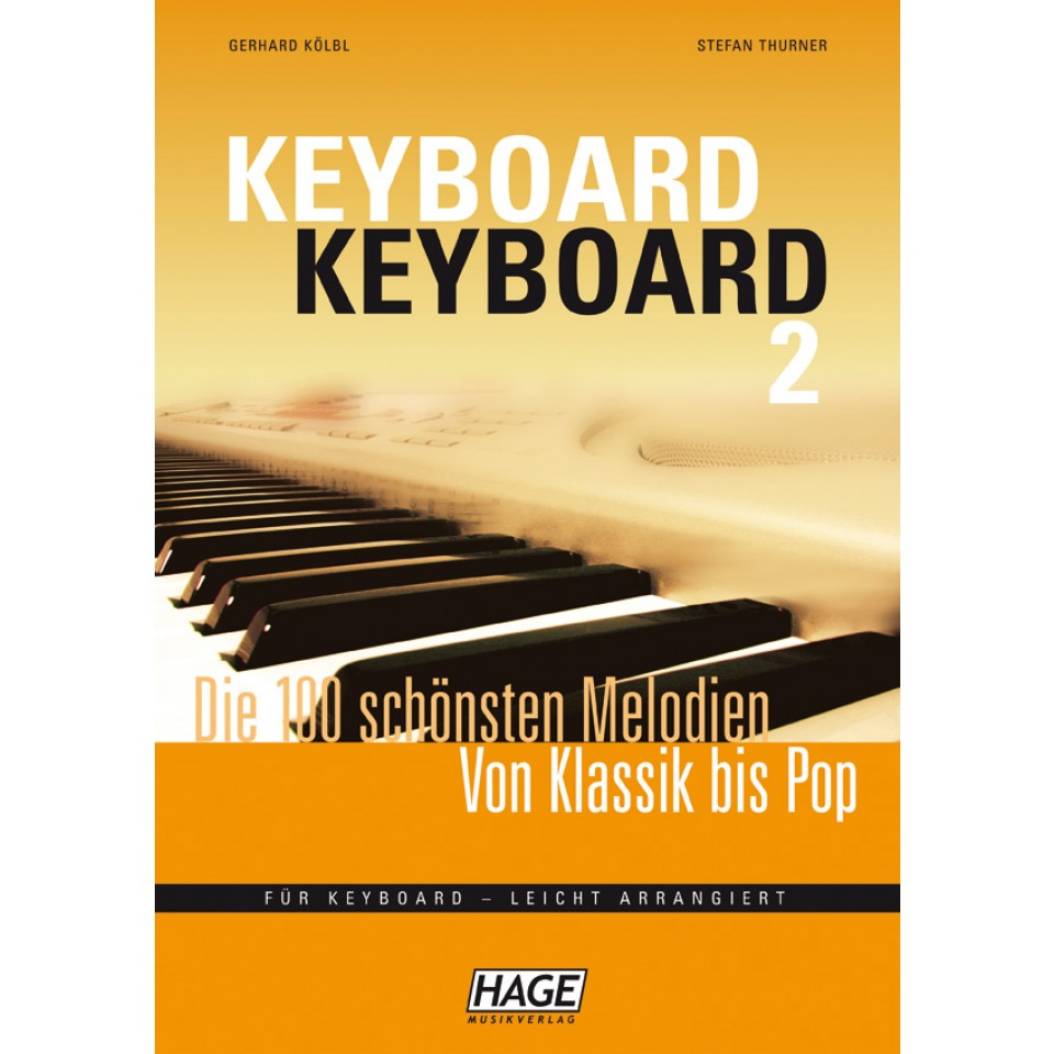 Hage Keyboard-Keyboard 2 + 100 midi-files (óók speciaal voor Yamaha XG/XF systeem)