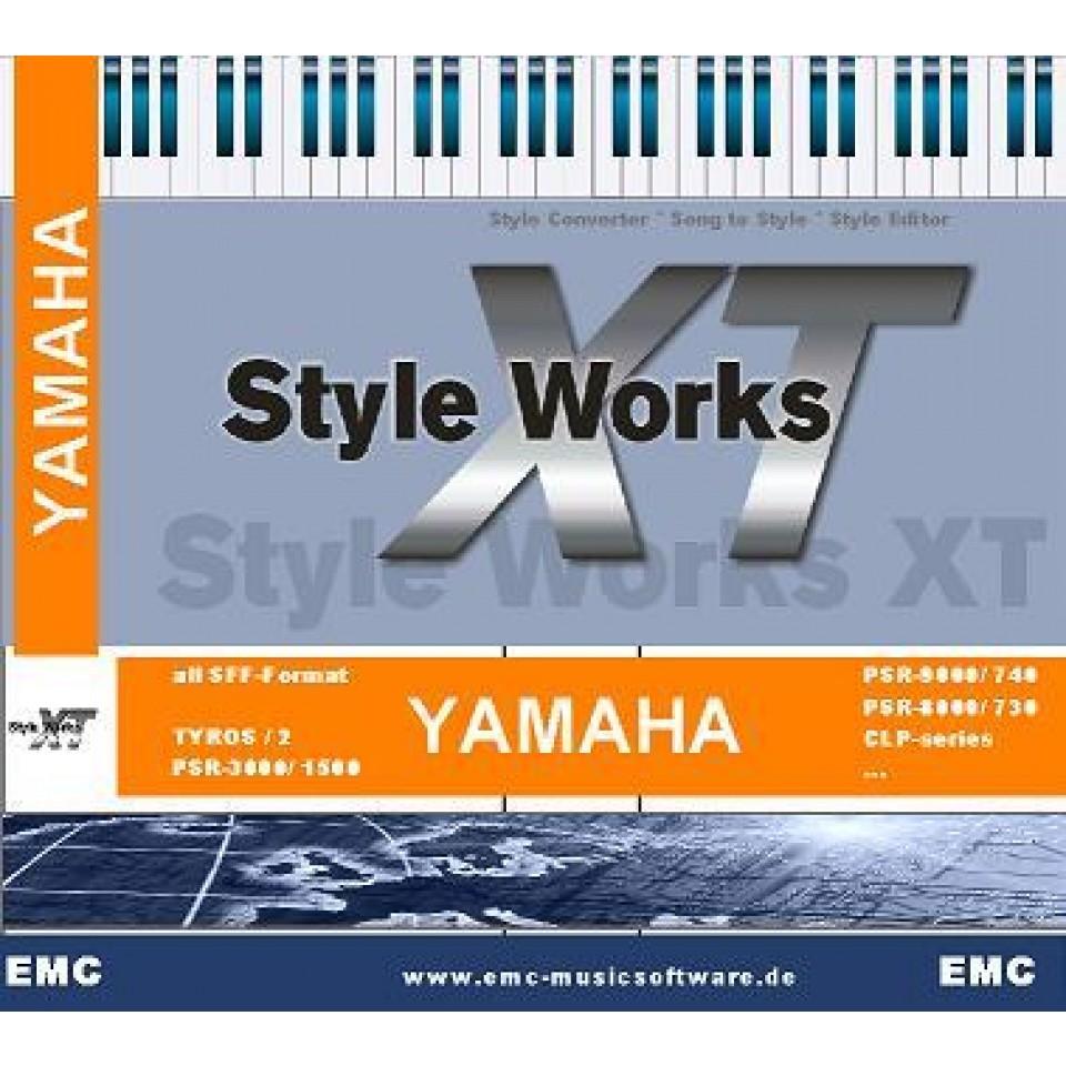 EMC Style Works XT Yamaha