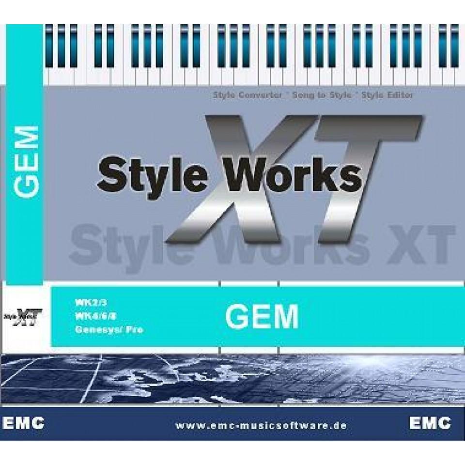 EMC Style Works XT GEM