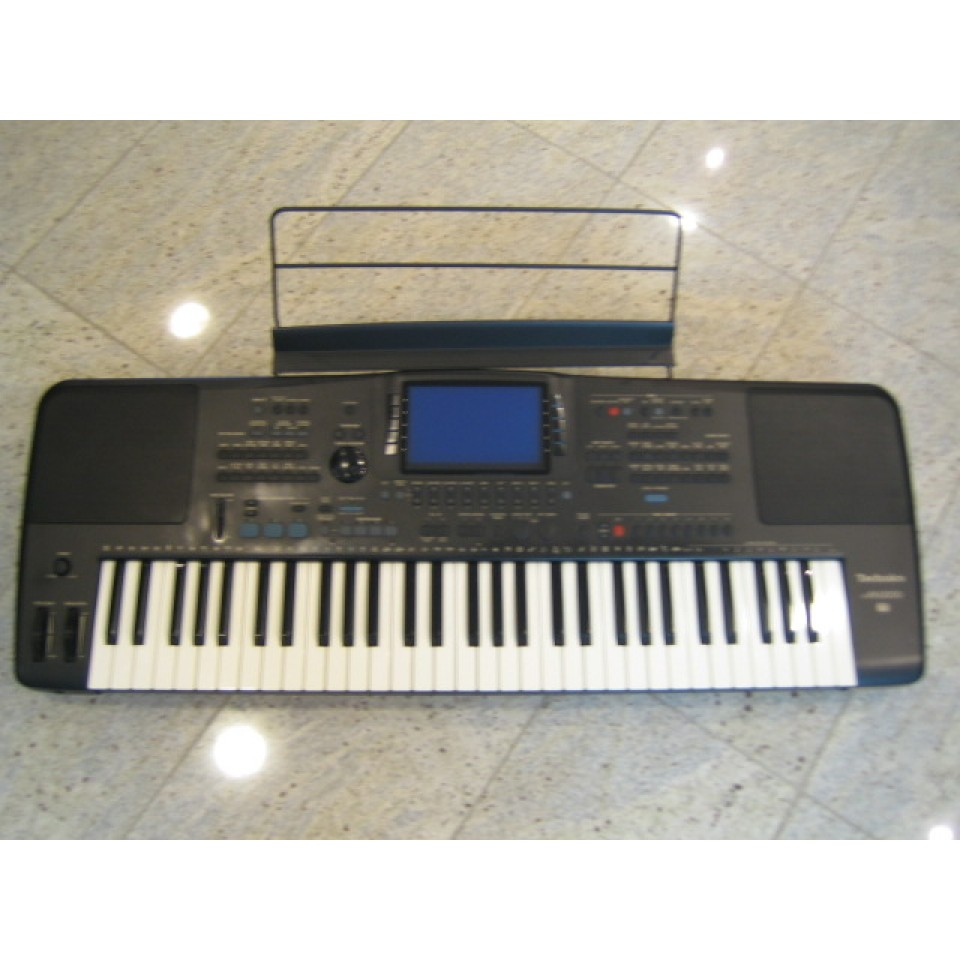 Technics sx-KN3000 keyboard & turbodisk