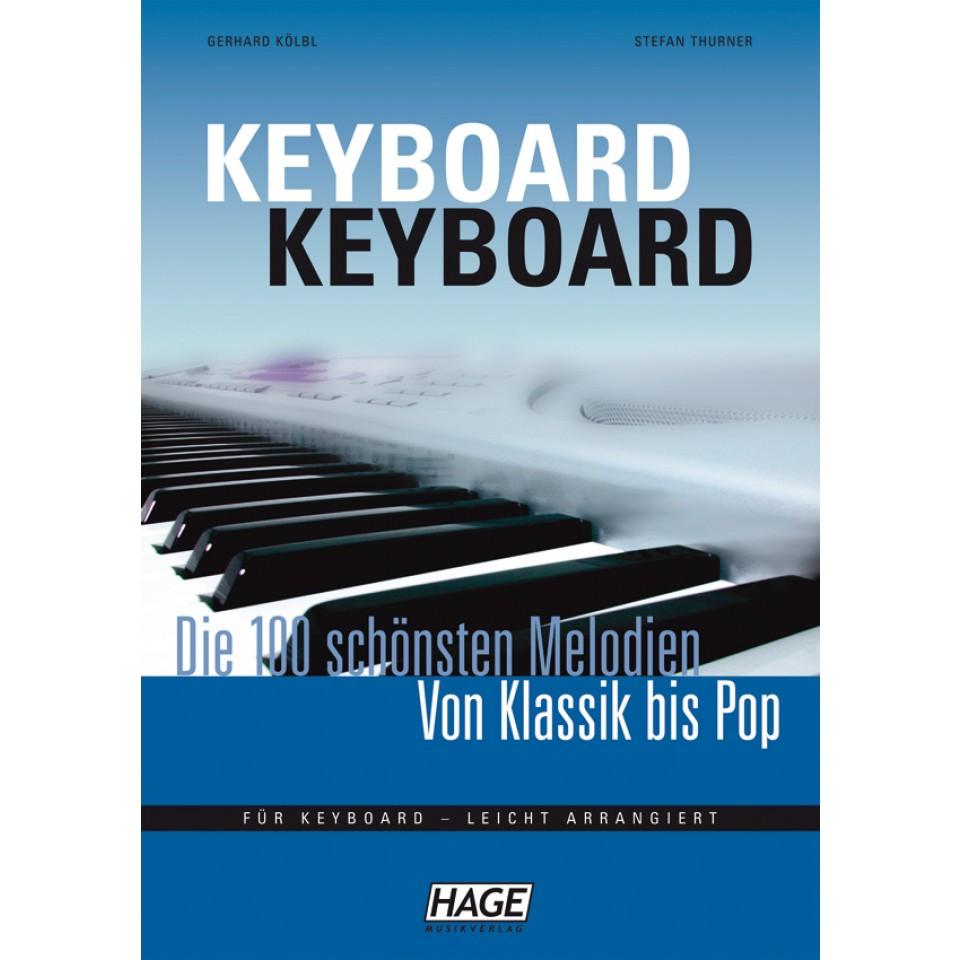 Hage Keyboard-Keyboard + 100 midi-files (óók speciaal voor Yamaha XG/XF systeem)