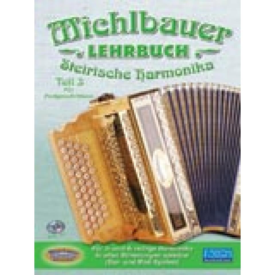 Michlbauer Lehrbuch Steirische Harmonika 3