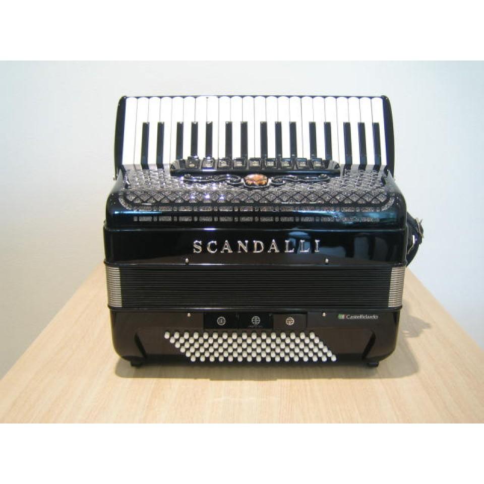 Scandalli Polyfonico IX 96M