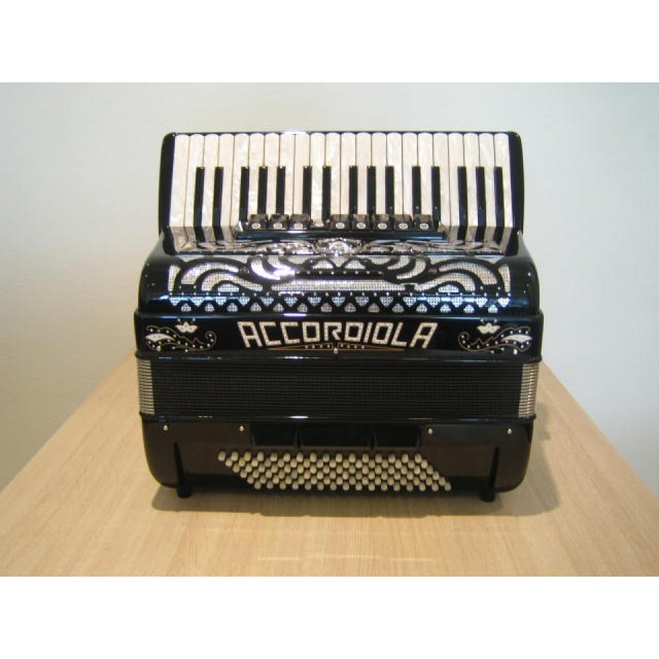 Accordiola Piano IV Star (uitsluitend 16 cassotto) uniek