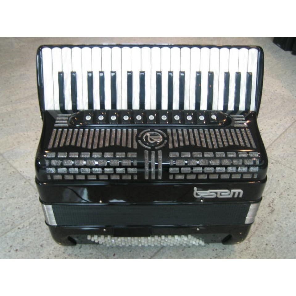 SEM 4/96/P met parelmoer toetsen als nieuw