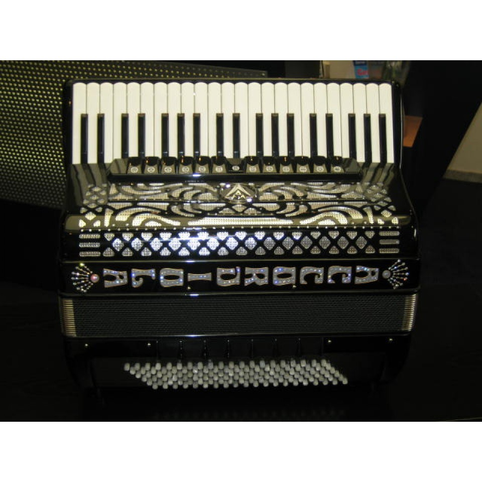 Accordiola Super Manon 120 bassen 5-korig