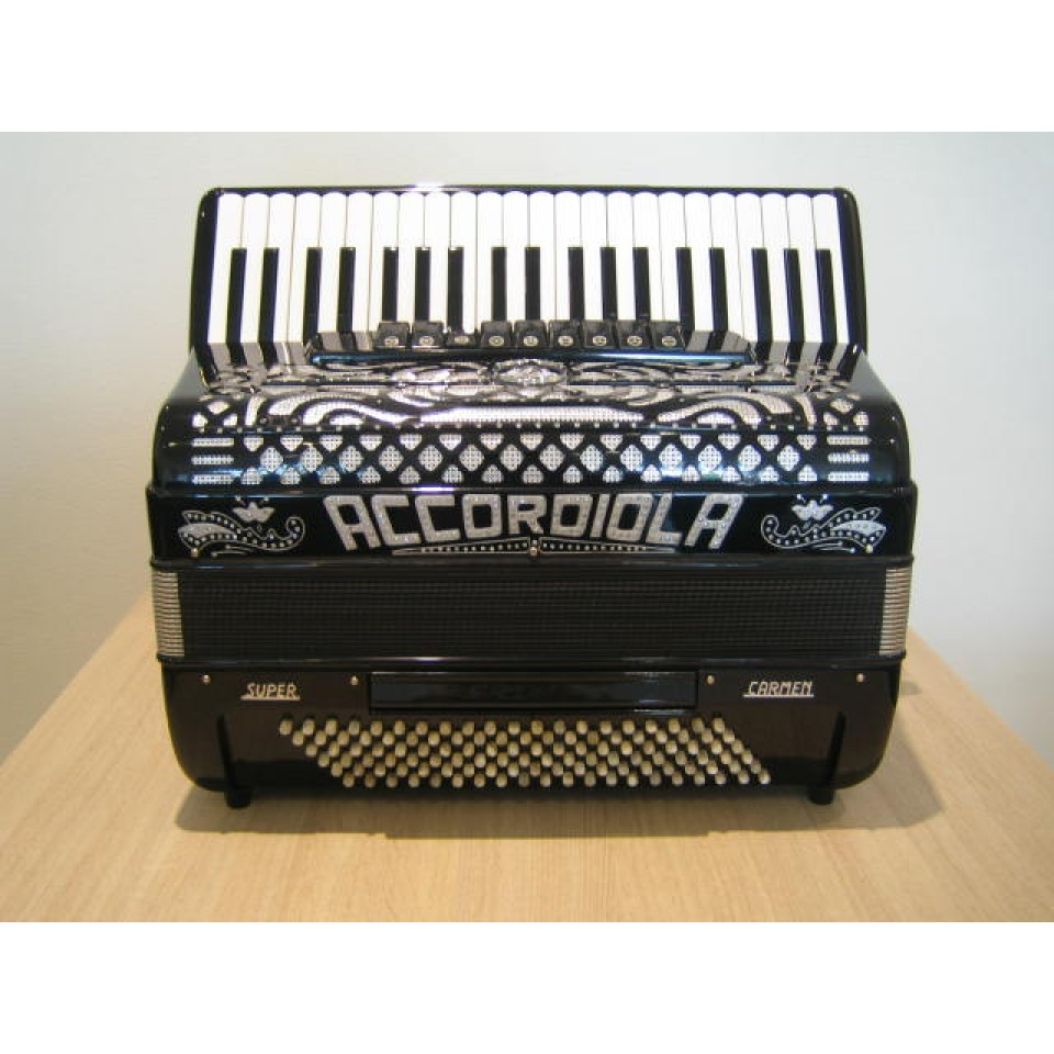 Accordiola Super Carmen 120 occasion