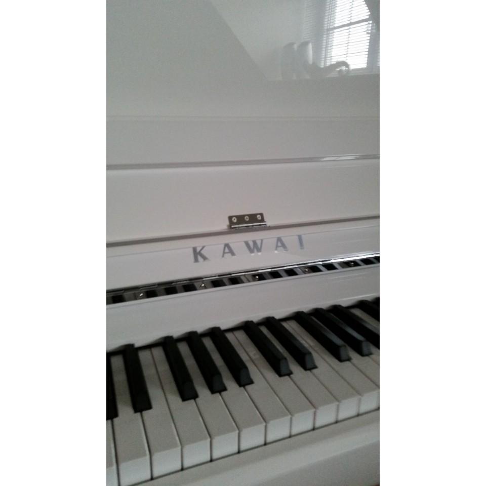 Kawai K-200 WH/P silver