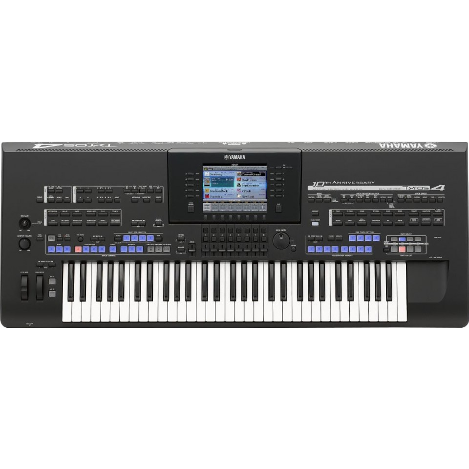 Yamaha Tyros4 Black Edition Occasion