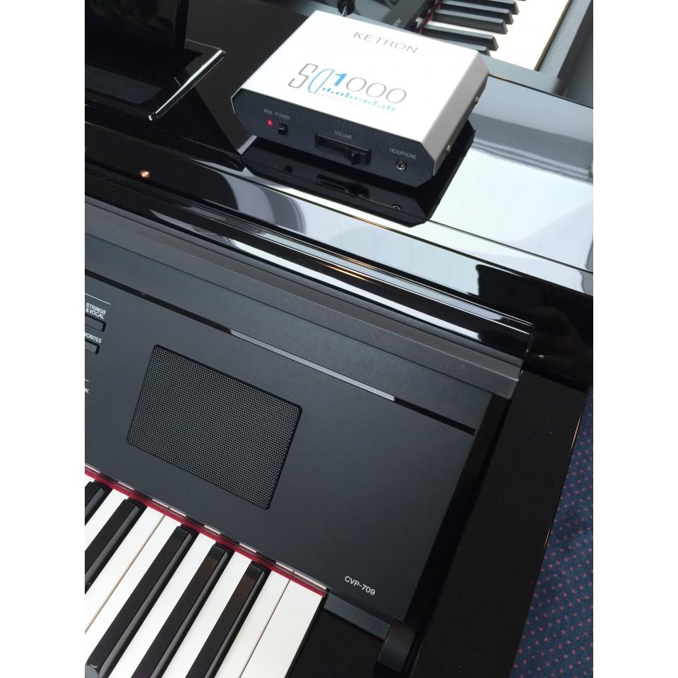 Ketron SD1000 incl. SoundPatch voor CVP-809 / CVP-805