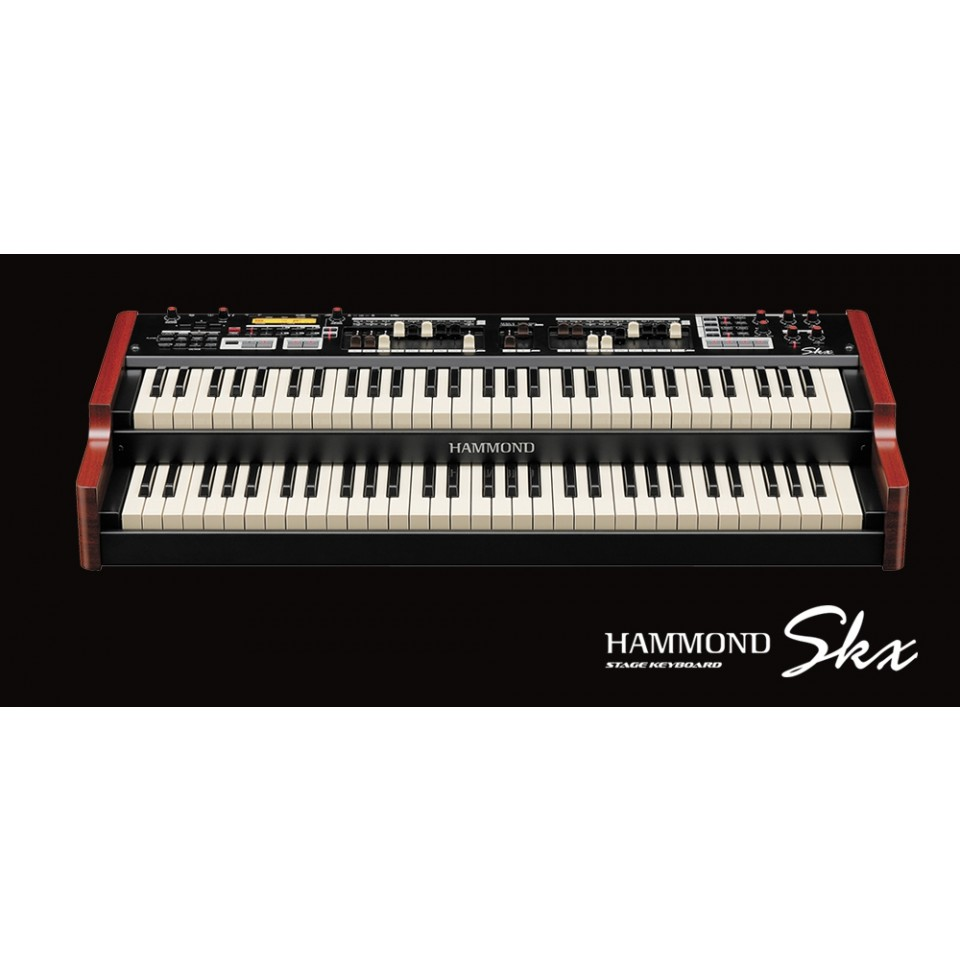 Hammond SKX keyboard organ Demo