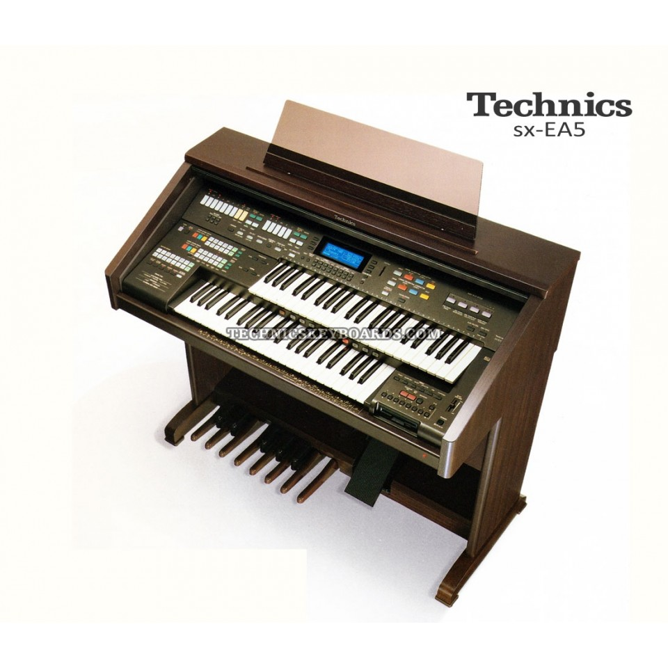 Technics sx-EA5 orgel occasion