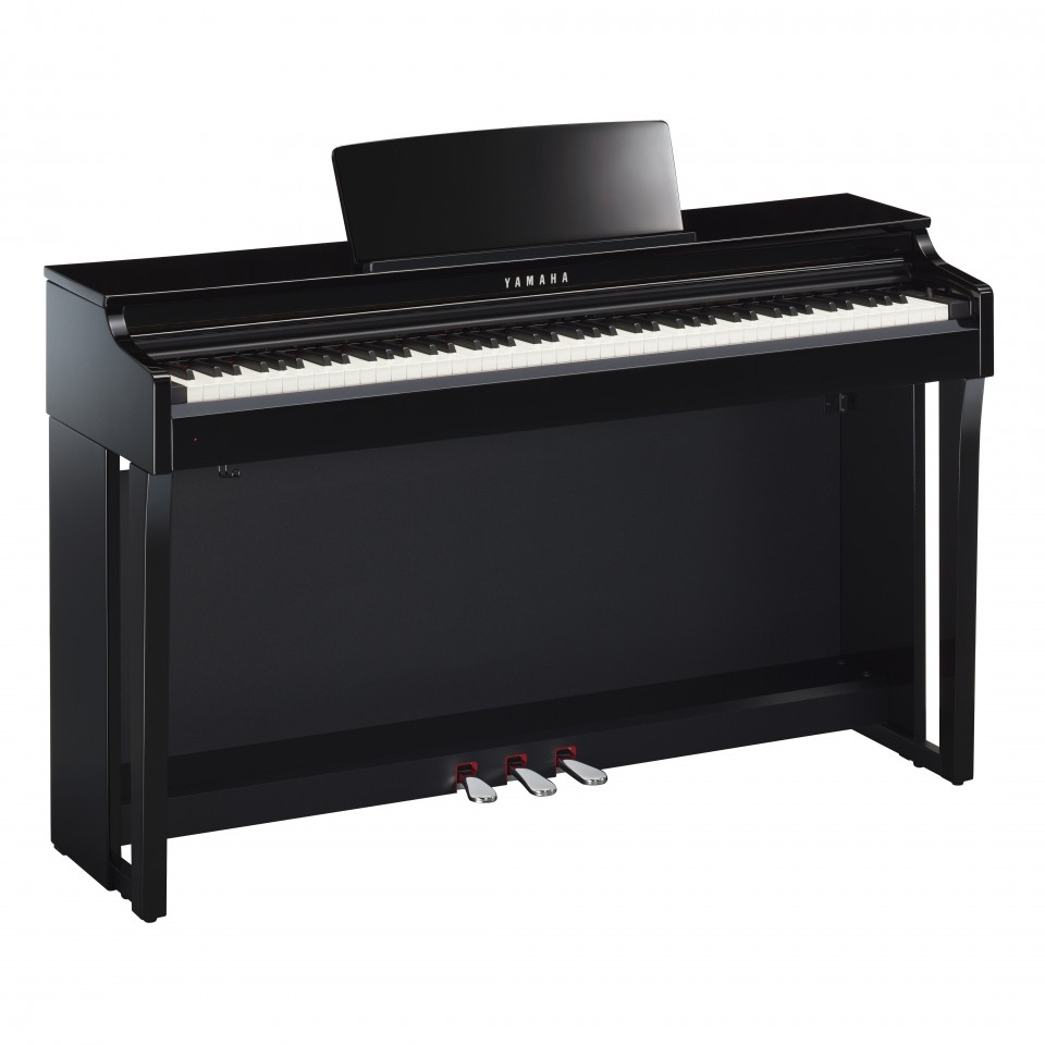 Yamaha CLP-625 PE digitale piano Polished Ebony