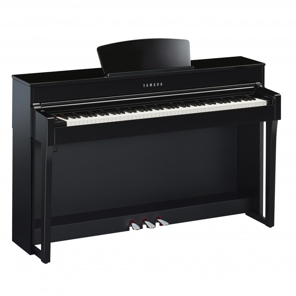 Yamaha CLP-635 PE digitale piano Polished Ebony