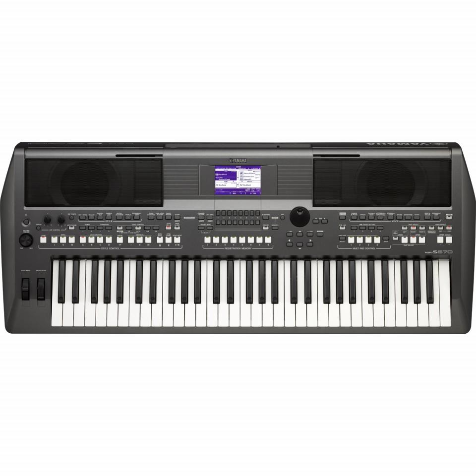 Yamaha PSR-S670 Arranger Keyboard occasion