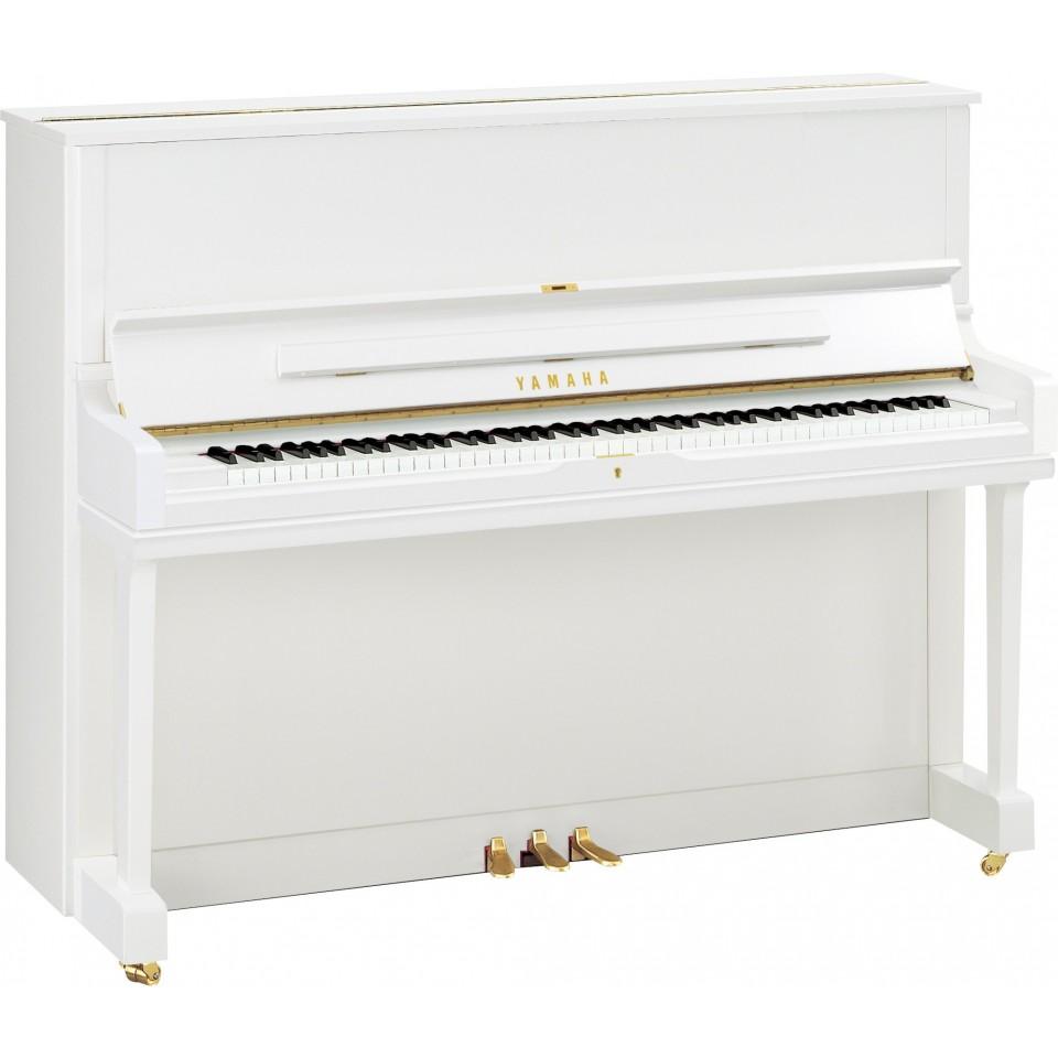 Yamaha YUS1 TA2 PWH TransAcoustic piano