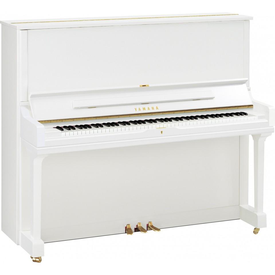 Yamaha YUS3 TA2 PWH TransAcoustic piano