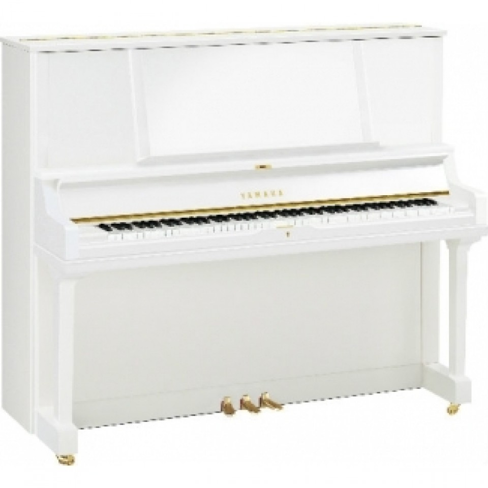 Yamaha YUS5 TA2 PWH TransAcoustic piano