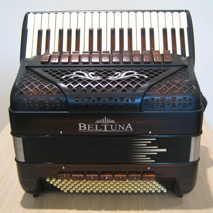 Beltuna Spirit V 108 Compact Classic Matt Ebony