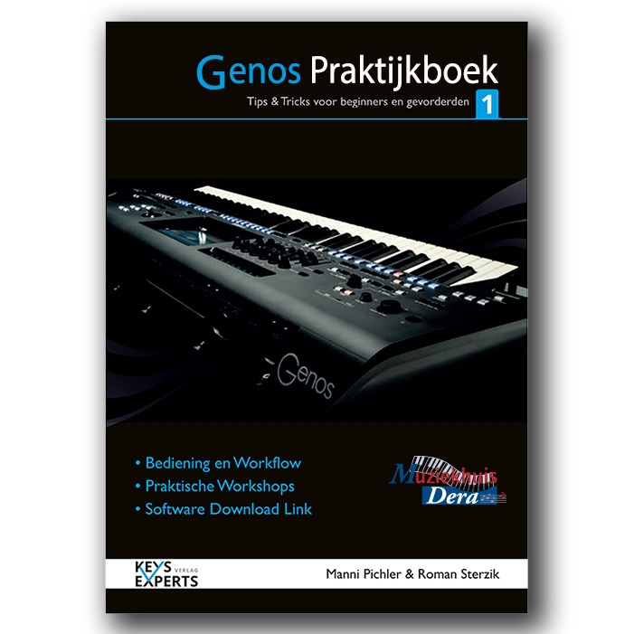 Cover van Genos Proktijkboek