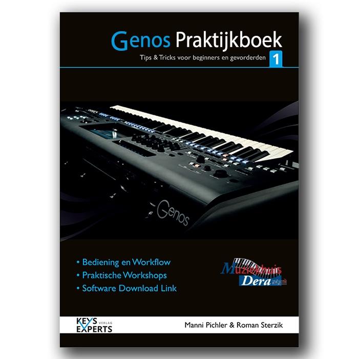 Cover van Genos Praktijkboek