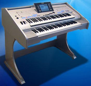 Tyros Twin - maak een orgel van je Tyros