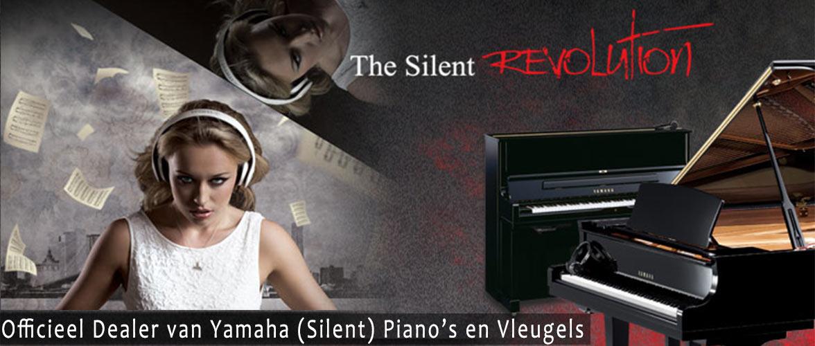 Ontdek nu het nieuwe SH Silent system bij Muziekhuis Dera